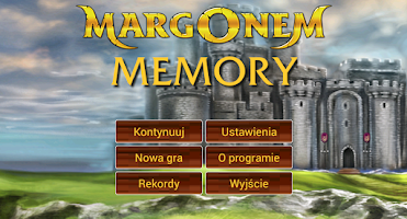 Screenshot of Margonem Memory
