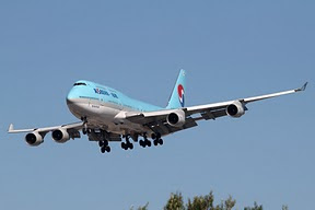 Boeing 747 Korean Air