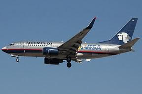 Boeing 737 Aeromexico