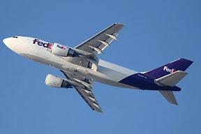 Airbus 310 Fedex