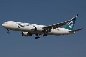 Boeing 767 Air New Zealand