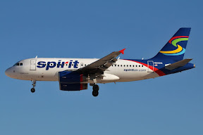 Airbus 319 Spirit Airlines