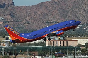 Boeing 737-300 Southwest Airlines