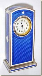 tall royal gullioche clock