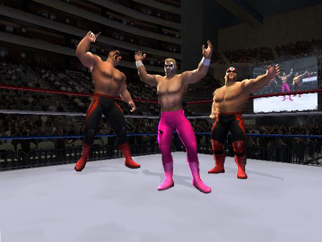 E3 2004: Showdown: Legends of Wrestling