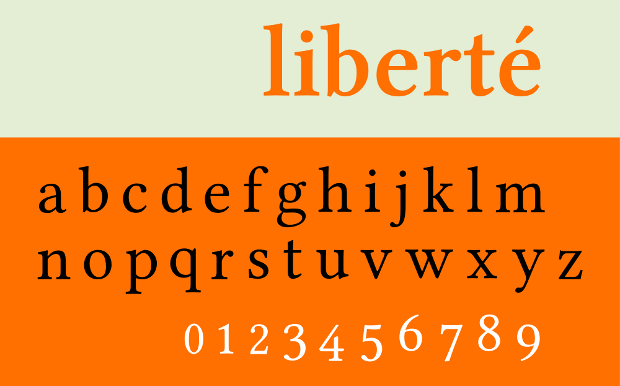 Schriften für Ubuntu