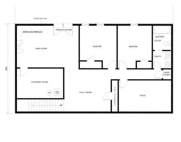 basement after plan
