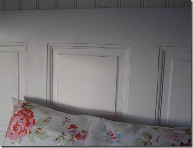 Sängavel dörr detalj