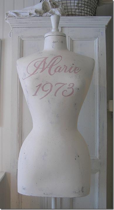 Marie 1973 närbild