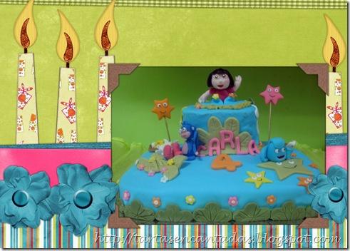 Cake Dora