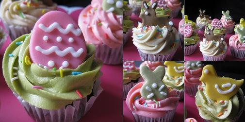 Ver cupcakes de pascua