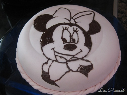 Tarta Minnie (4)