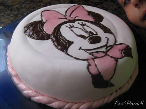 Tarta Minnie (8)