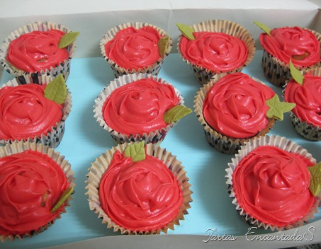 cupcakes ramo rosas (9)