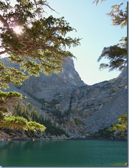 Rocky Mountain National Park Emerald Lake