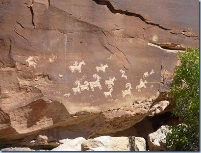 Arches Nat'l Park Petroglyphs