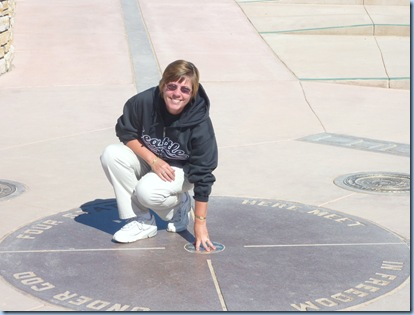Colorado 4 Corners Monument 5