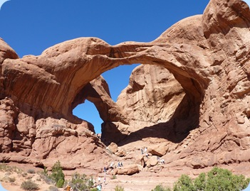 Arches NP Double Arch