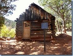 Zion Nat'l Park Kolob Larson Cabin