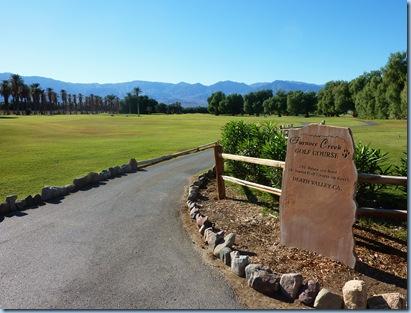 Death Valley Nat'l Park Golf Course