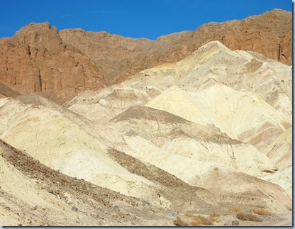 Death Valley Nat'l Park Golden Canyon Red Cathedral 2