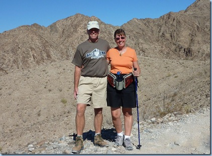 Yuma Hike Kev and Ev