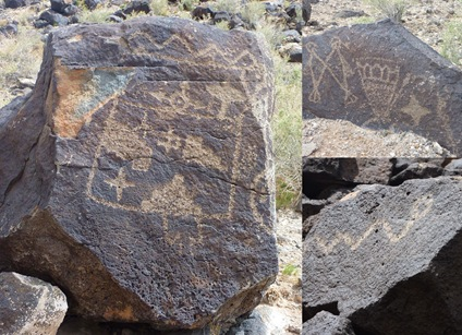 Petroglyphs New Mexico
