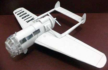 Abrams P1 Explorer Papercraft