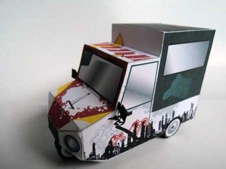 Bemo Papercraft