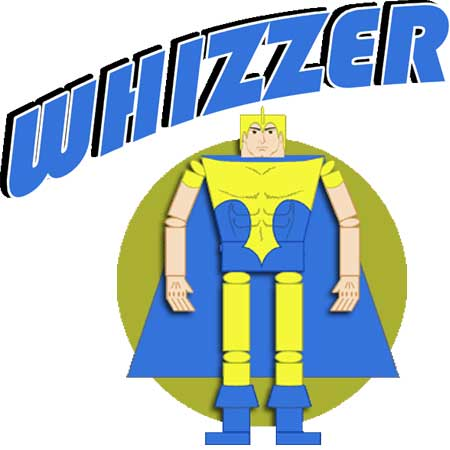 Whizzer Papercraft