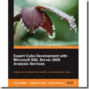 "Buch ""Expert Cube Development with Microsoft SQL Server 2008 Analysis Services"""