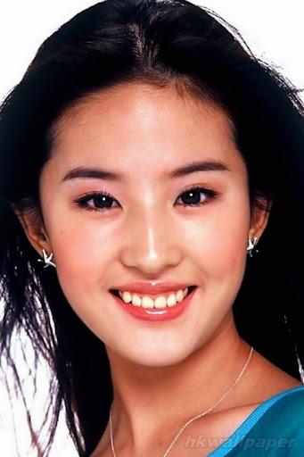 Liu yi fei nipples