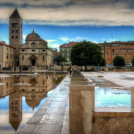Zadar by Cristian Peša - City,  Street & Park  Historic Districts