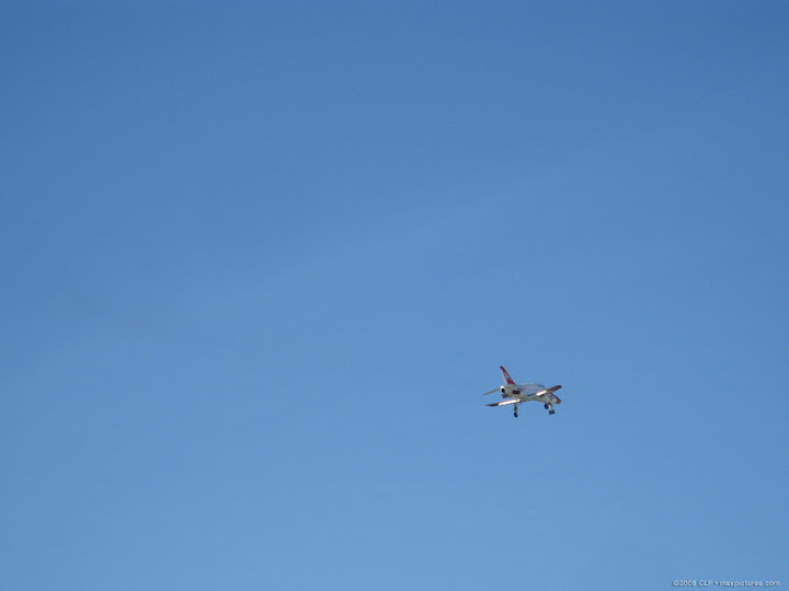 T-45 trainer on approach
