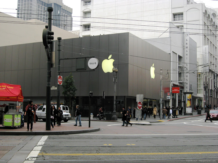 Apple Store, SF