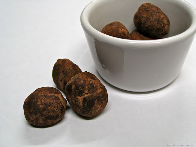 Quicos, chocolate-covered corn nuts, see a larger pic at maxpixpix on Picasa