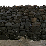 Heiau wall