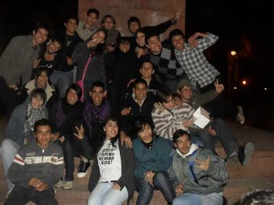 Jovenes Cristianos