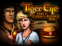 Review: Marjorie M. Liu's Tiger Eye – Curse of the Riddle Box