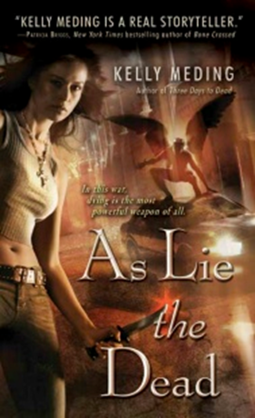 Cover Art: As Lie the Dead by Kelly Meding