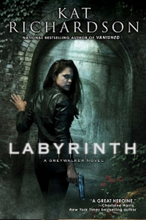 Cover Art: Labyrinth by Kat Richardson