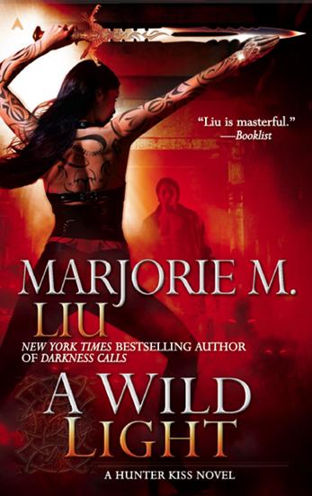 Cover Art: A Wild Light by Marjorie M. Liu