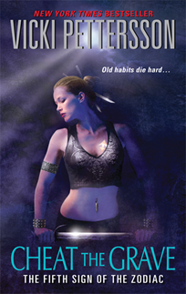 Cover Art: Cheat the Grave by Vicki Pettersson