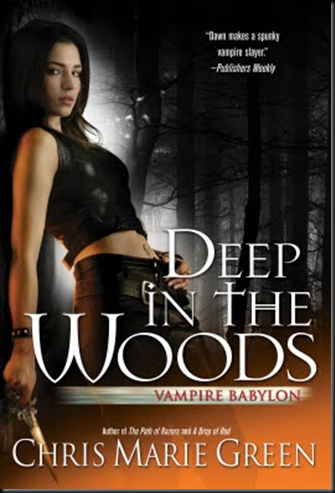 Cover Art:  Deep in the Woods by Chris Marie Green