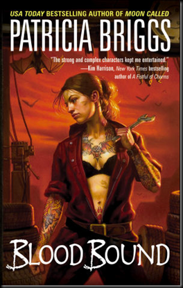 Review: Blood Bound (Mercy Thompson #2) by Patricia Briggs