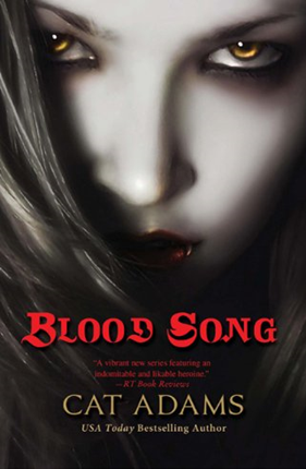 Review: Blood Song by Cat Adams
