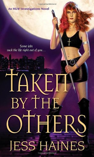 Early Review: Taken By The Other by Jess Haines