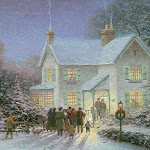 Christmas - Thomas Kincade Christmas Carolers.jpg