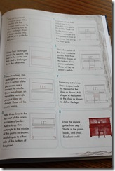 step-by-step drawing instructions