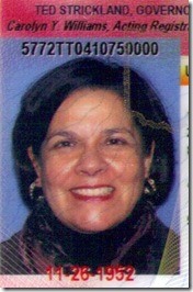 license picture
